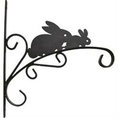 MINTCRAFT GF-3055 Planter Bracket, 11-Inch, Rabbit