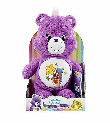 "Vivid Imaginations ""Care Bears Surprise Bear"" Plush Toy with DVD Multi-Colour"