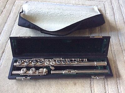 Fully serviced Pearl flute