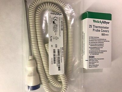 Brand New WELCH ALLYN Spot Vital Signs Oral Probe Model: 02678-100