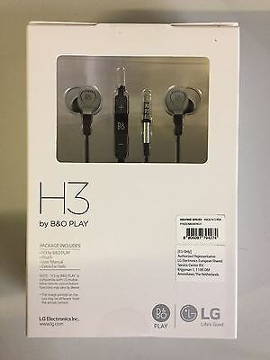 B&O PLAY by Bang & Olufsen Beoplay H3 In-Ear Headphones  Aluminium Silver for LG