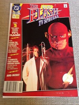 The All-New Flash TV Special #1 - Grade Low - Read Copy