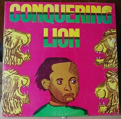 Vivian Jackon Yabby You / The Prophets - Conquering Lion. VINYL, LP.