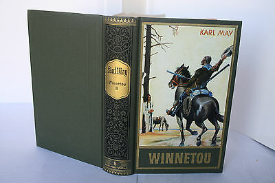 Karl May Verlag Bamberg - Band 8 Winnetou II - TOP Exemplar