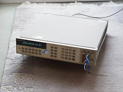 Agilent / HP 3458A, 8 1/2 stelliges Digital-Labormessgerät, Multimeter