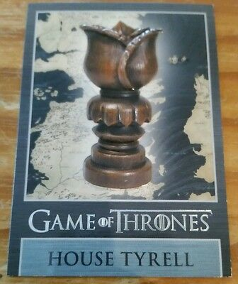 Game of Thrones rare map marker card House Tyrrell MM6