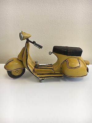 Tin Model Scooter