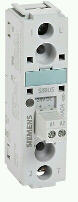 Siemens 30A SP-NO Solid State Relay, Zero Crossing, Thyristor 24V. 3RF2130-1AA04