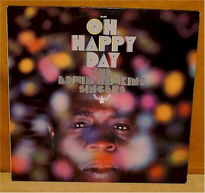 Edwin Hawkins Singers, The – Oh, Happy Day – Buddah Records 203 025 D 1969