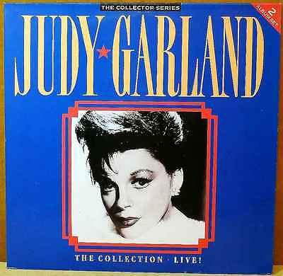 GARLAND, JUDY The Collection Live! 2LP Castle Communications Collector Series UK