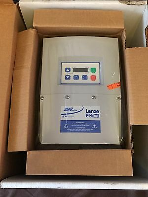 Lenze SMV - 7.5 Kw 3PH 400v AC, Inverter, Vfd, Speed Drive, IP65 ESV752N04TFD