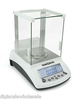 Laboratory Scale AWS ALX-210 Analytical Balance 210g x 0.1mg American Weigh