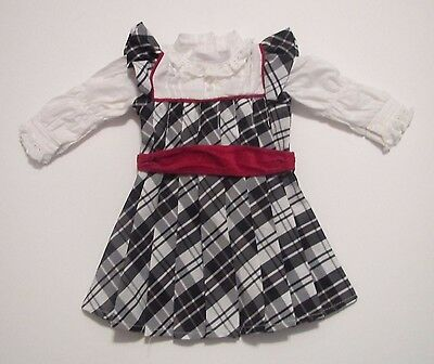 American Girl Nellie Holiday Dress