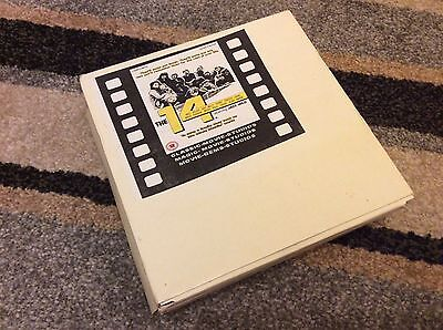 THE 14 aka The Wild Little Bunch / Existence Feature Film Super 8 Sound 4x400ft