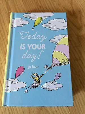 """Dr. Seuss """"Today Is Your Day"""" Journal Pen Set"""