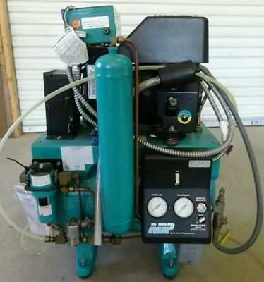 ADP Apollo Dental Products 1HP Dental Air Compressor ALCSL22D 230V