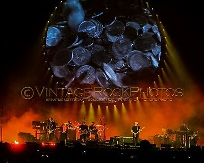 David Gilmour Photo 8x10 inch 2016 MSG NYC, NY Rattle That Lock Concert Tour 41