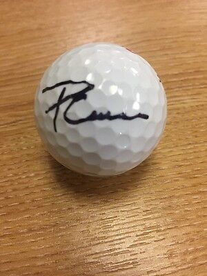 Paul Lawrie Scotland Hand Signed Golf Ball The Open 2016 With Coa