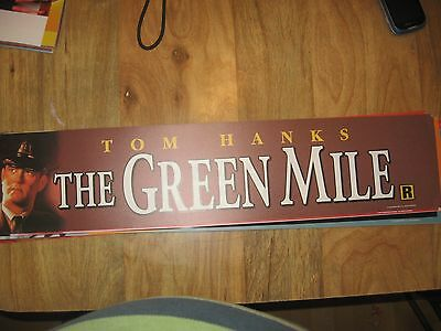 Theater Marquee Mylar Green Mile