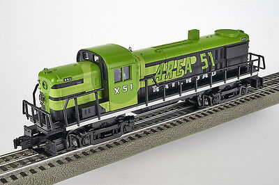 Lot 4107 Lionel AREA 51 Lionchief Diesellokomotive (diesel locomotive) Spur 0