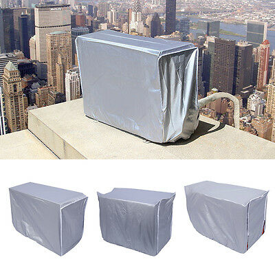 Outdoor Air Conditioner Cover Square Dust-proof Anti-Snow Waterproof Sunproof ZY