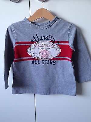 Baby Gap Long Sleeve Tees: Size 2 (18-24 Months)