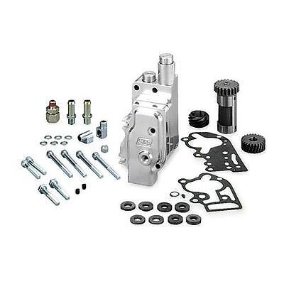 S & S Cycle Billet Oil Pump Kit with Standard Cover 31-6206