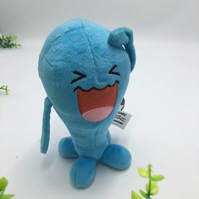 18cm Pokemon XY Wobbuffet Soft Toy Plush Stuffed Animal Doll Kid Christmas Gifts