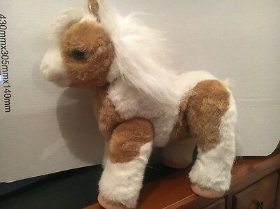 Furreal Friends Butterscotch Baby Pony Interactive Robotic Toy Hasbro 2011
