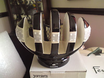 Guinness Collectable Rugby Ball Toast Rack, VGC, FREE-MAILING.