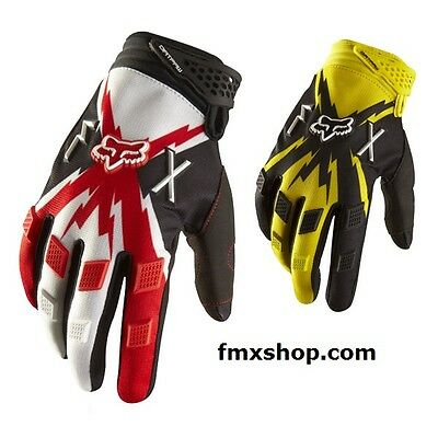 FOX motocross gloves Dirtpaw FMX Enduro Suzuki KTM YAMAHA New Year SALE!!!