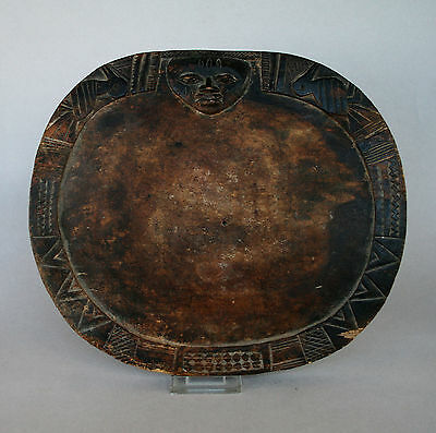 Antique African Yoruba Opon Ifa Divination Tray - Private Collection