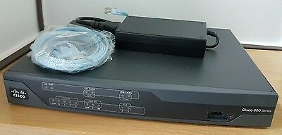 CISCO 800 Series Type 888 Integrated Services Routers CISCO888-K9 V01