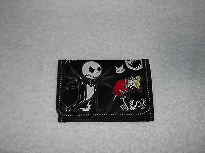 NEW NIGHTMARE BEFORE CHRISTMAS KIDS COIN Purse WALLET Unwanted Party Bag Gift C