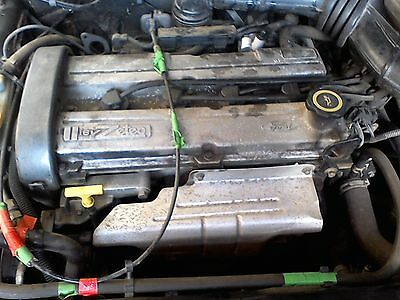 Ford Zetec 16V Engine And Gearbox 1.6 And Also A 1.8 Available