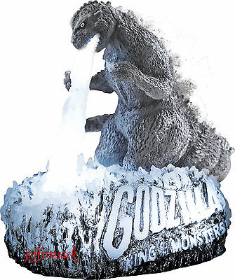 "Carlton Cards 2014 Godzilla 60th Anniversary ""ICE"" Sound & Light Ornament *SALE*"