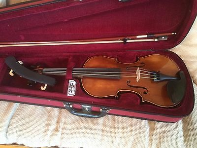 Antique Full Size French Violin