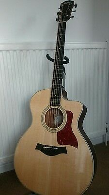 Taylor 214ce Electro-Acoustic Guitar with Taylor Hard Case