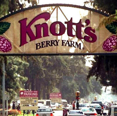 Knotts Berry Farm Park Tickets $39 Admission Promo Discount Tool