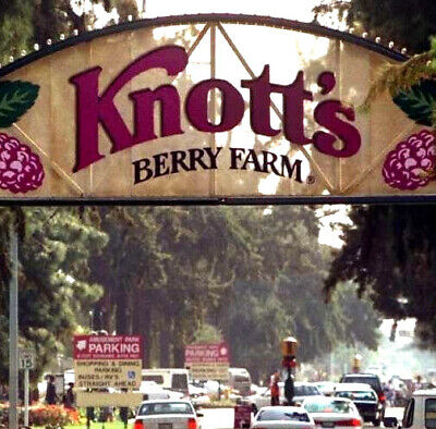 Knotts Berry Farm Tickets $40  A Promo Discount Tool