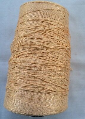 SUNRAY YARNS. 55%Cotton 45%Viscose Made in Italy,Color Lt.Peach 1lb 1oz or 510gr