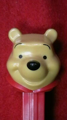 PEZ DISPENSERS /  Winnie the Pooh  / WILL COMBINED POSTAGE