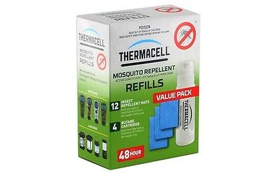 THERMACELL Outdoor Area Mosquito Repellent Refill Pack R-4