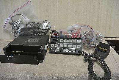 Signal Command Center Light and PA controller w Microphone. 81989