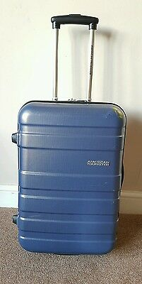 American Tourister hardshell small suitcase,hand luggage,cabin case,travel bag,