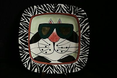 SWAK Linda Corneille 2001 Character Collectibles Square Plate