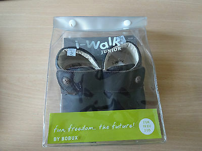 Baby shoes I walk junior by bobux - Brown Leather - Size UK 2