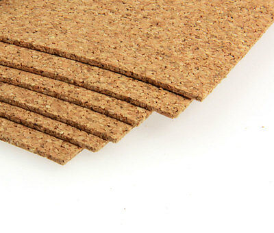 CORK SHEET - 300 MM X 200 MM - CHOOSE YOUR THICKNESS 2mm, 3mm, 4mm, 10mm
