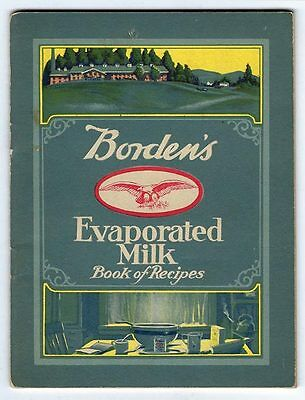 BORDEN'S EVAPORATED MILK Book of Recipes by Borden's Evaporated Milk