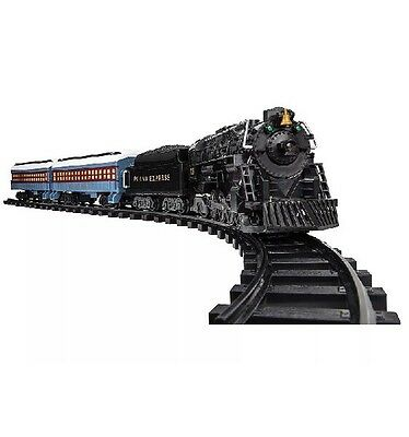 Train Set For Christmas Tree Electric Polar Express Thomas For Adults Holiday =